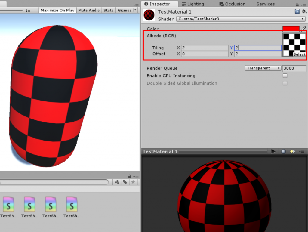 Now we can apply a bitmap texture to our Material.