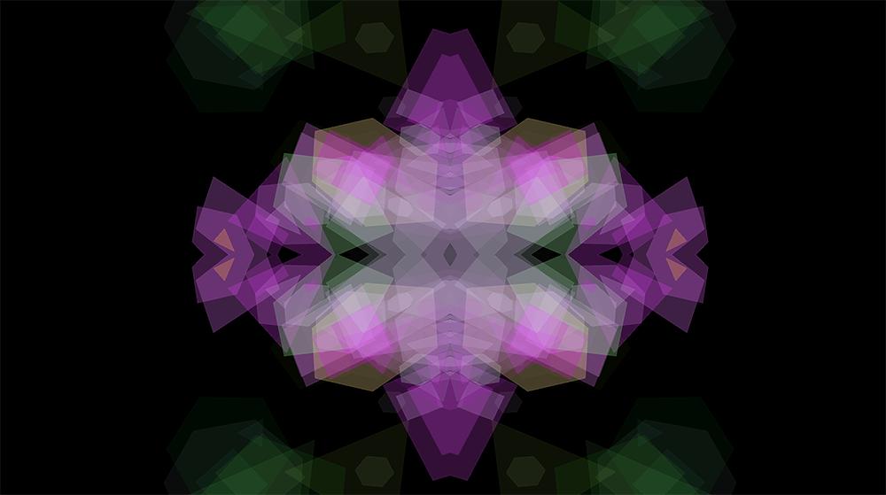 Kaleidoscope generator image.
